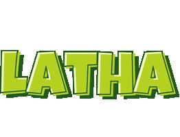 Latha summer logo