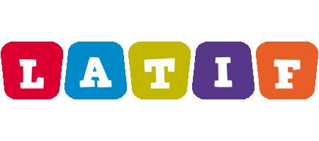 Latif kiddo logo
