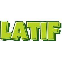 Latif summer logo