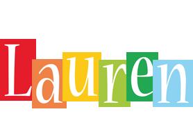 Lauren colors logo