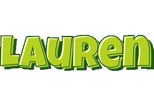 Lauren summer logo