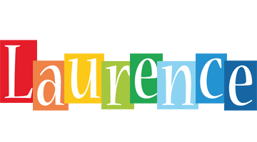 Laurence colors logo
