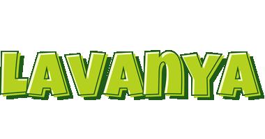 Lavanya summer logo
