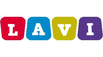 Lavi kiddo logo