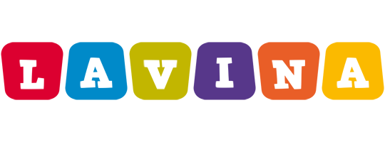Lavina kiddo logo