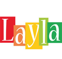 Layla colors logo