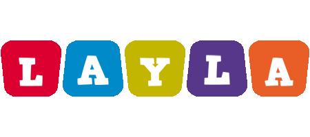 Layla kiddo logo