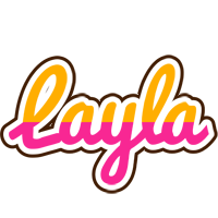 Layla smoothie logo