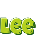 Lee summer logo