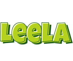 Leela summer logo