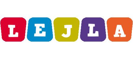 Lejla kiddo logo