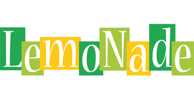 LEMONADE logo effect. Colorful text effects in various flavors. Customize your own text here: http://www.textGiraffe.com/logos/lemonade/
