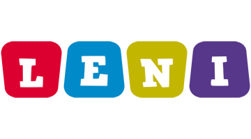 Leni kiddo logo
