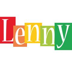 Lenny colors logo