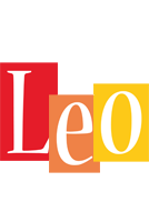 Leo colors logo