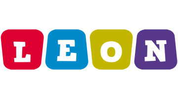 Leon kiddo logo