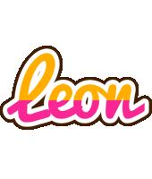 Leon smoothie logo