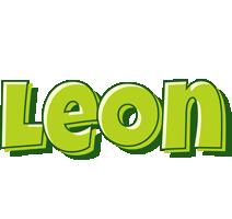 Leon summer logo