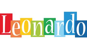 Leonardo colors logo