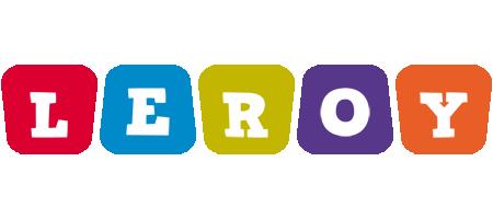 Leroy kiddo logo