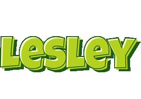 Lesley summer logo