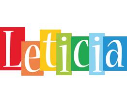 Leticia colors logo