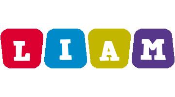 Liam kiddo logo