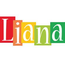 Liana colors logo