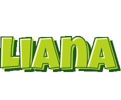 Liana summer logo