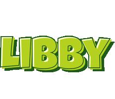 Libby summer logo