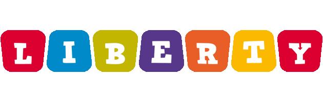 Liberty kiddo logo