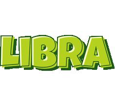 Libra summer logo