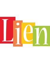 Lien colors logo