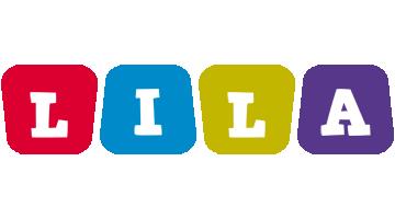 Lila kiddo logo