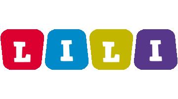 Lili kiddo logo