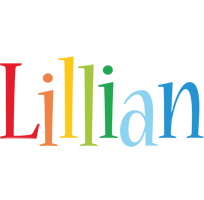 Lillian birthday logo