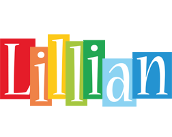 Lillian colors logo