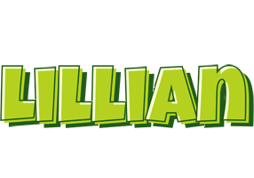 Lillian summer logo