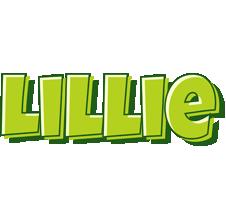 Lillie summer logo