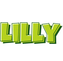 Lilly summer logo