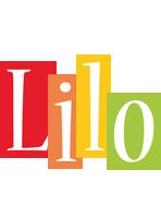 Lilo colors logo