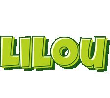 Lilou summer logo