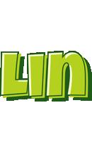 Lin summer logo