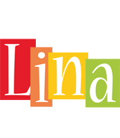 Lina colors logo