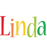 Linda birthday logo