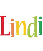 Lindi birthday logo