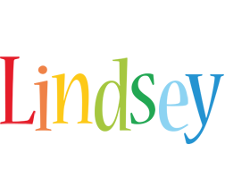Lindsey birthday logo