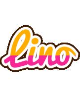 Lino smoothie logo