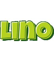 Lino summer logo