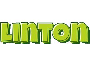 Linton summer logo